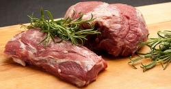 Fjällbetes lammkött med rosmarin